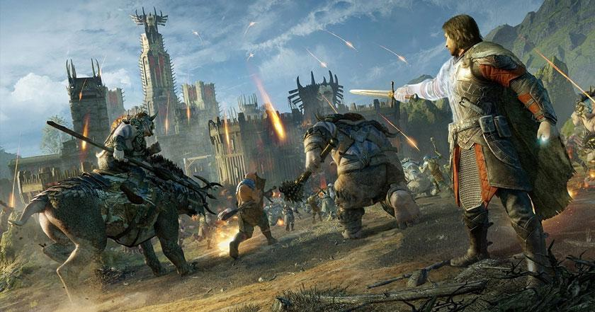 Games Like Middle-Earth: Shadow of War