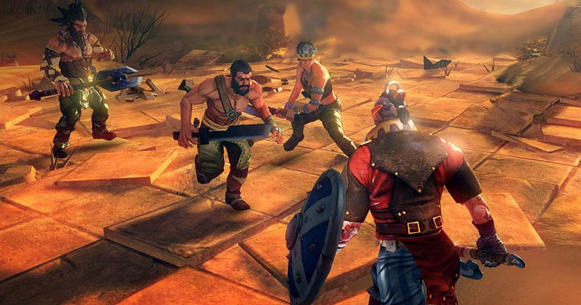 Games Like Hand of Fate