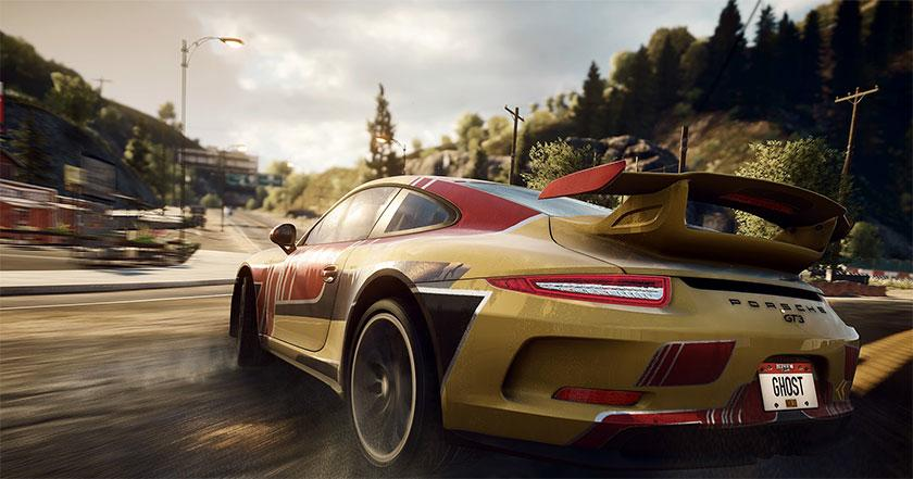 Games Like Need for Speed: Rivals
