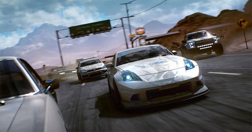Games Like Need for Speed: Payback