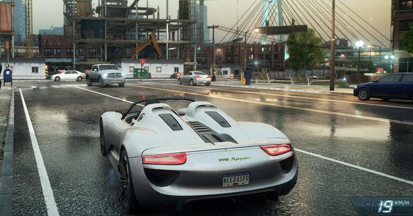 Games Like Need for Speed: Most Wanted