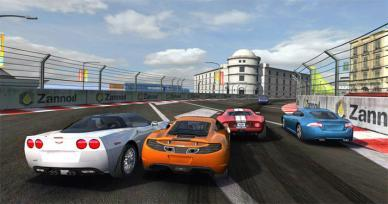 Games Like Real Racing 2