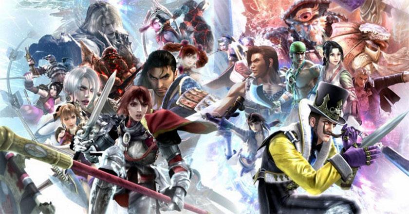 Juegos Como Soulcalibur: Broken Destiny