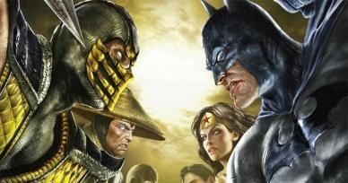 Jogos Como Mortal Kombat vs. DC Universe