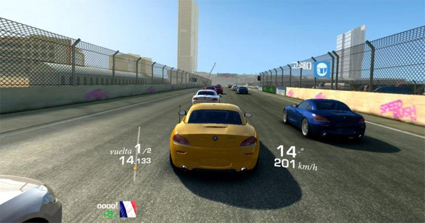 Games Like Real Racing 3