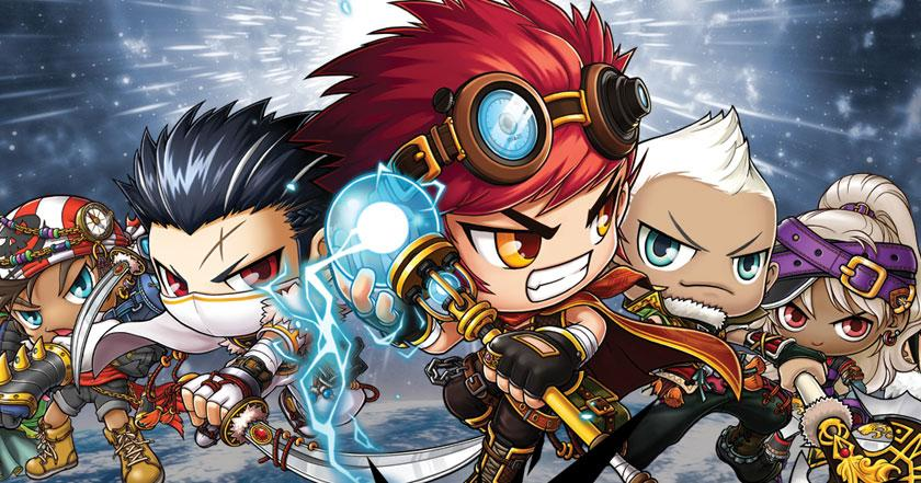 Games Like MapleStory