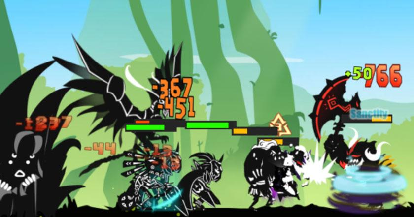 Games Like Beasts Evolved: Skirmish