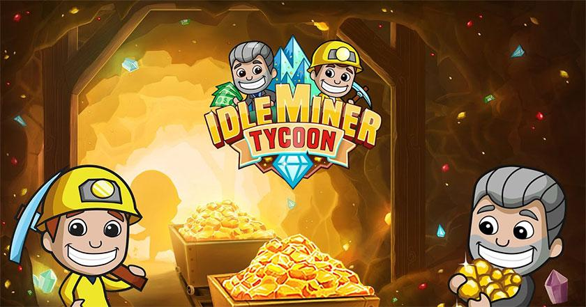 Games Like Idle Miner Tycoon
