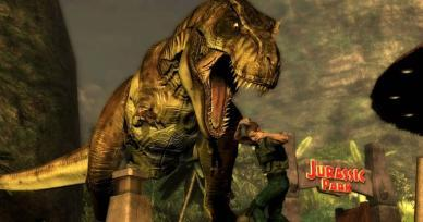 Games Like Jurassic Park: The Game