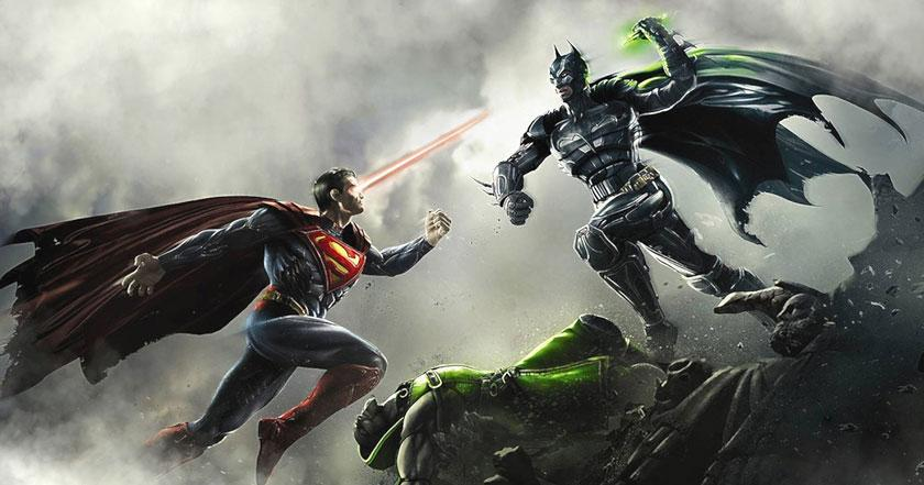 Games Like Injustice: Gods Among Us
