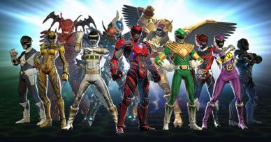 Games Like Power Rangers: Legacy Wars