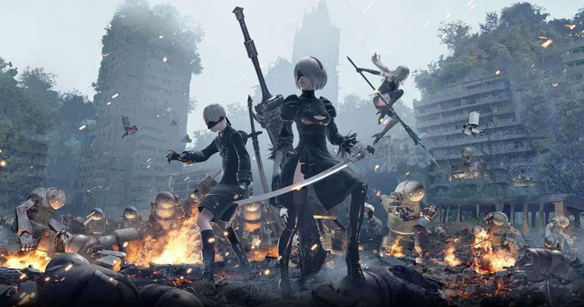 Games Like NieR: Automata