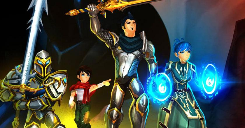 Games Like AdventureQuest 3D
