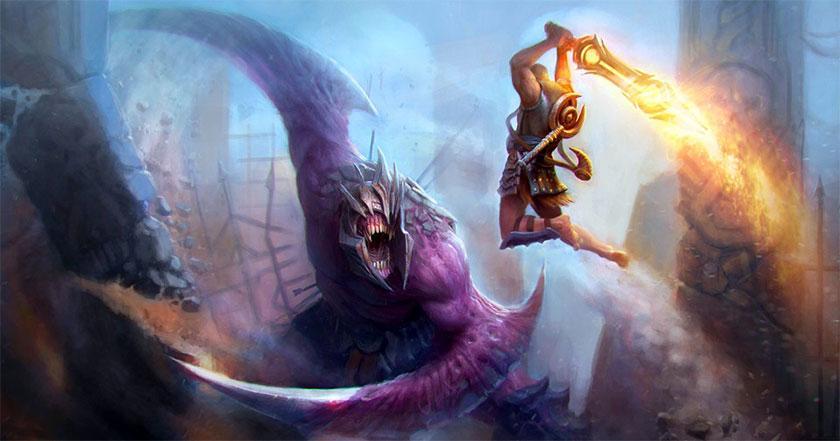 Games Like Bladebound