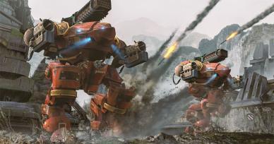 Jogos Como War Robots