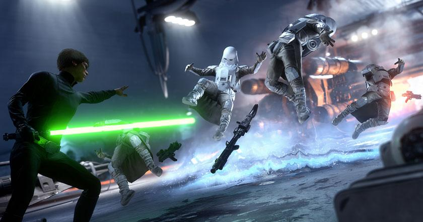Games Like Star Wars Battlefront