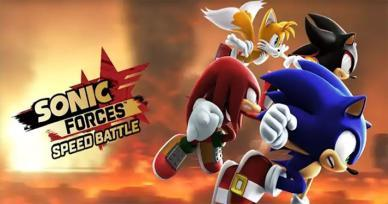 Juegos Como Sonic Forces: Speed Battle