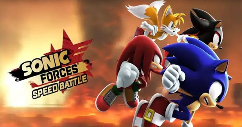 Games Like Sonic Forces: Speed Battle