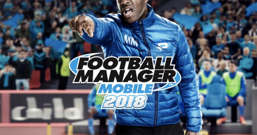 Games Like Football Manager Mobile 2018