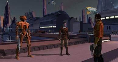 Juegos Como Star Wars - Knights of the Old Republic