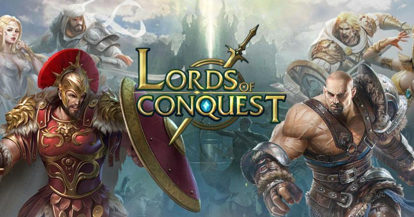 Games Like Lords of Conquest