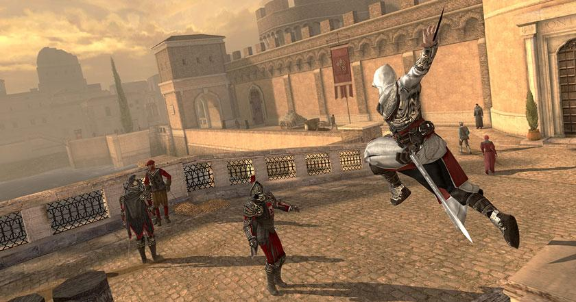 Games Like Assassin's Creed Identity