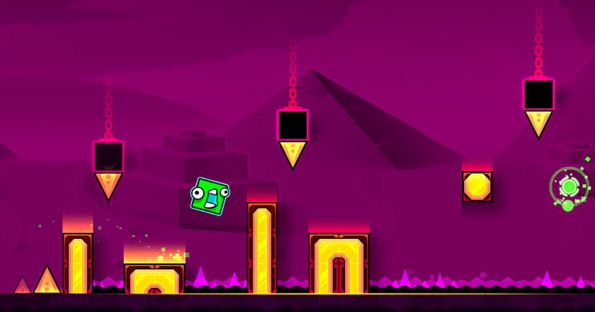 Games Like Geometry Dash SubZero