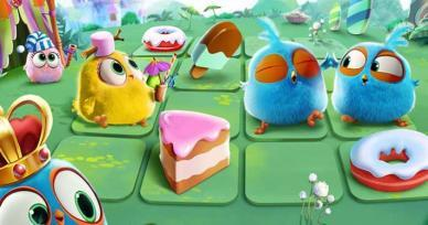 Games Like Angry Birds Match