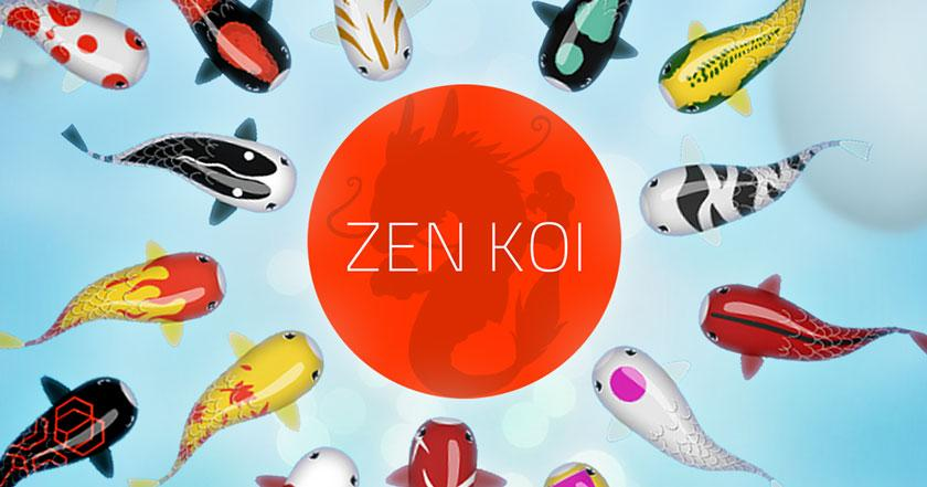 Games Like Zen Koi