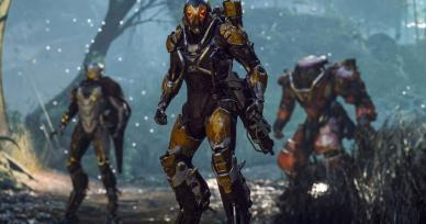 Games Like Anthem