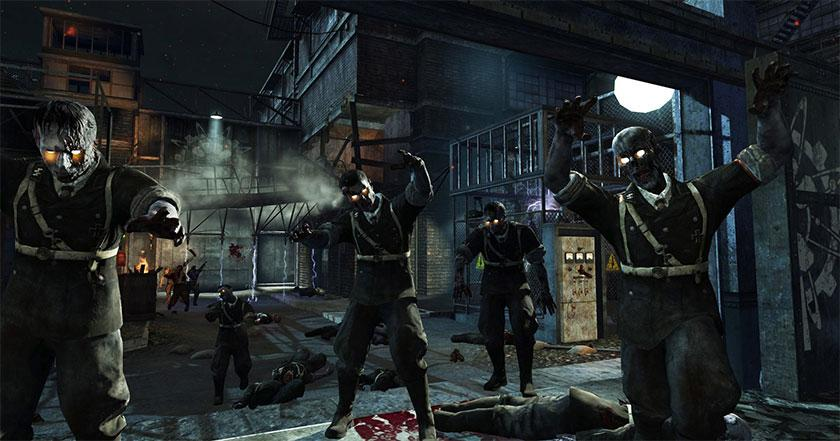 Jogos Como Call of Duty: Black Ops Zombies