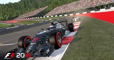 Games Like F1 2016