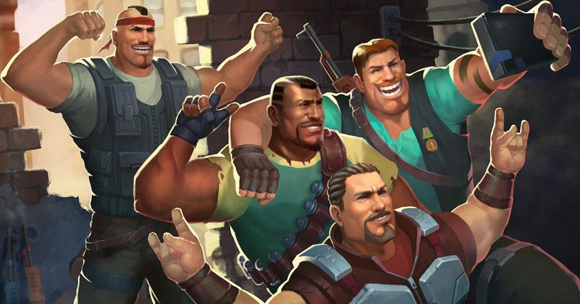 Juegos Como Guns of Boom