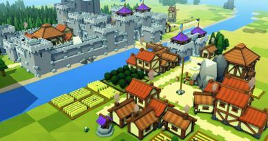 Games Like Kingdoms and Castles