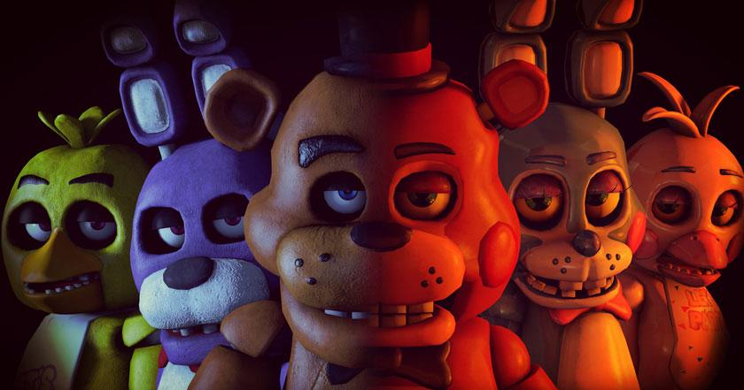 Games Like Five Nights at Freddy's