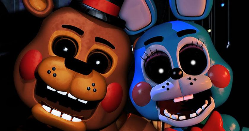 Games Like Five Nights at Freddy's 2