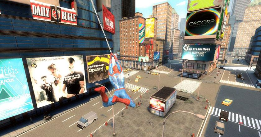 Games Like The Amazing Spider-Man