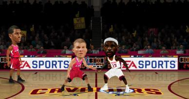 Games Like NBA Jam