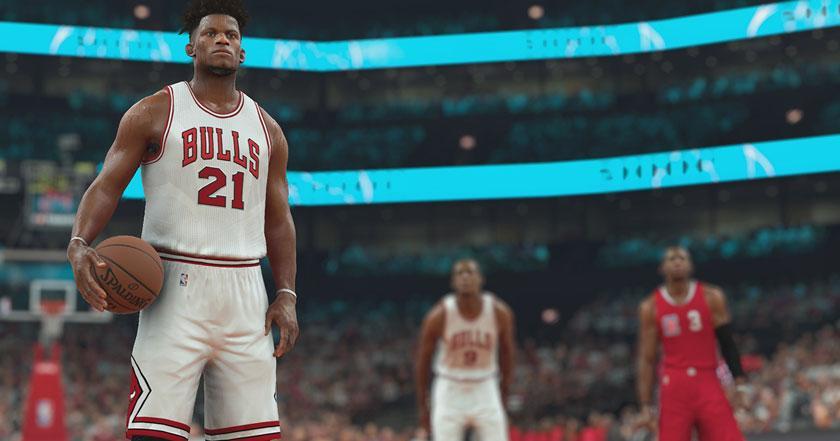 Games Like NBA 2K17