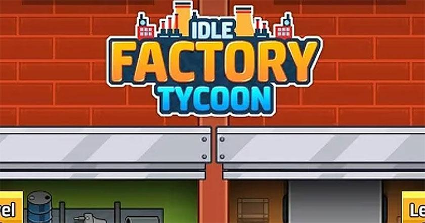 Games Like Idle Factory Tycoon