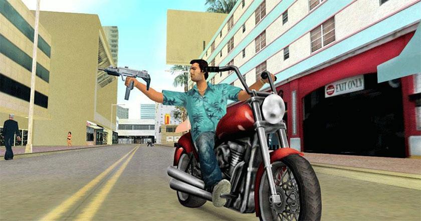 Games Like Grand Theft Auto: Vice City
