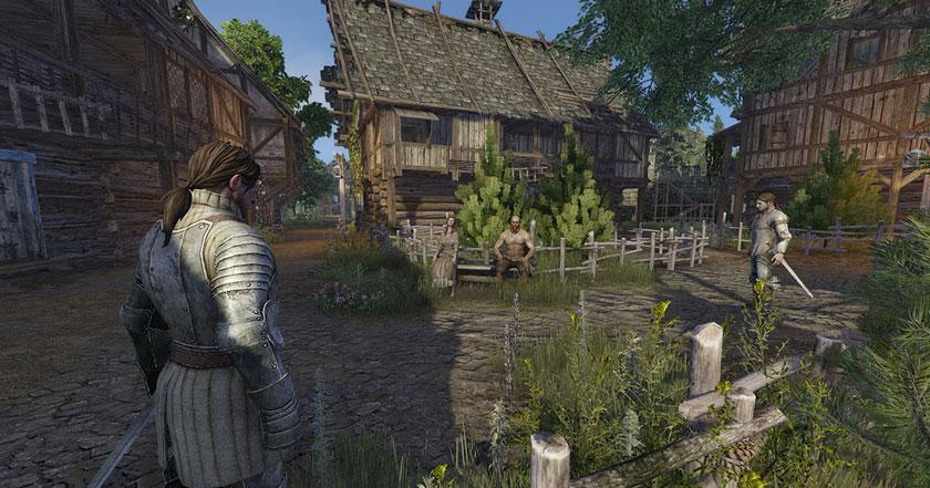 Games Like Life is Feudal: Your Own