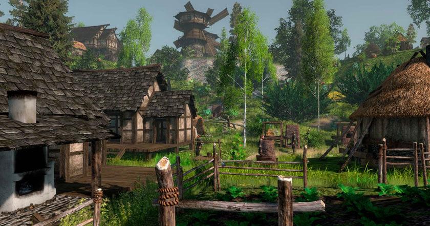 Juegos Como Life is Feudal: Forest Village