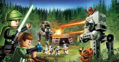 Games Like LEGO Star Wars: TCS