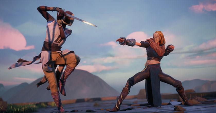 Games Like Absolver