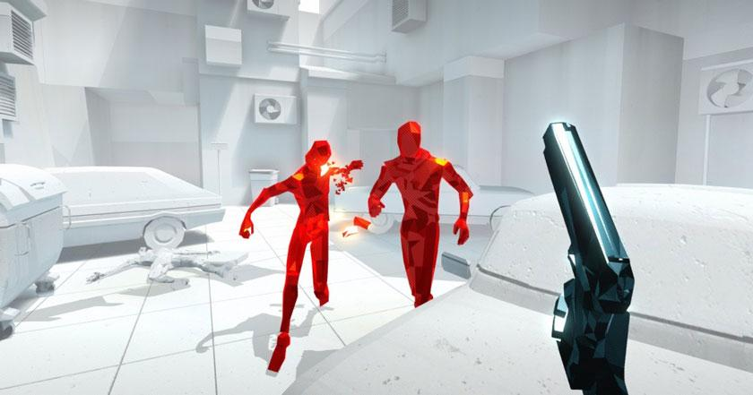 Games Like SUPERHOT