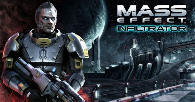 Jogos Como Mass Effect: Infiltrator