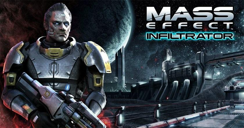 Games Like Mass Effect: Infiltrator