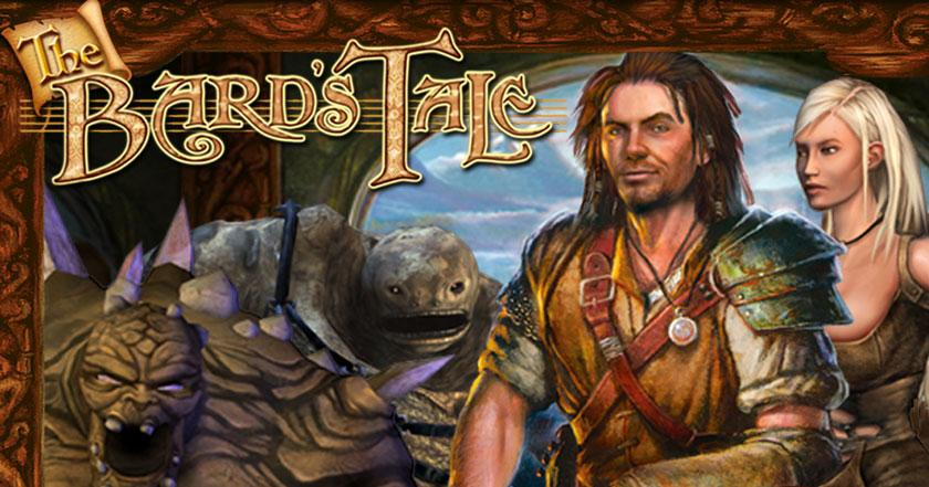 Games Like The Bard's Tale