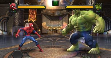 Juegos Como Marvel Contest of Champions